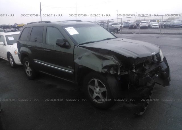 Inventory #169774829 2006 JEEP GRAND CHEROKEE