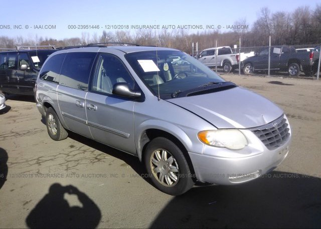 Inventory #898512434 2007 Chrysler TOWN & COUNTRY