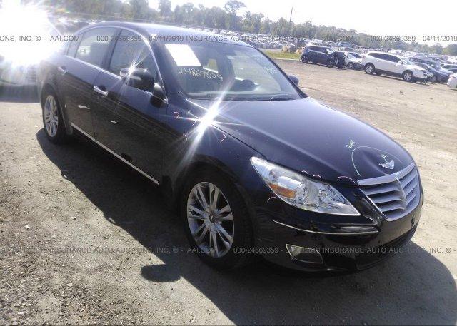 Inventory #983103461 2011 Hyundai GENESIS