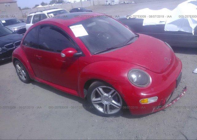 Inventory #604579200 2004 Volkswagen NEW BEETLE
