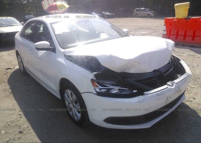 Inventory #412319859 2014 Volkswagen JETTA