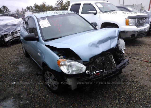 Inventory #693733043 2007 HYUNDAI ACCENT