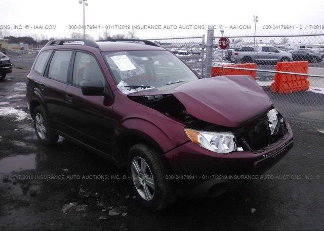 Inventory #621741574 2012 Subaru FORESTER