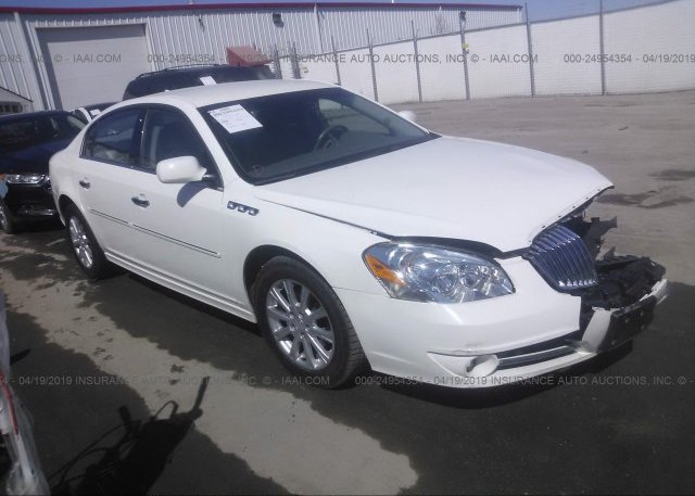 Inventory #406279055 2011 Buick LUCERNE