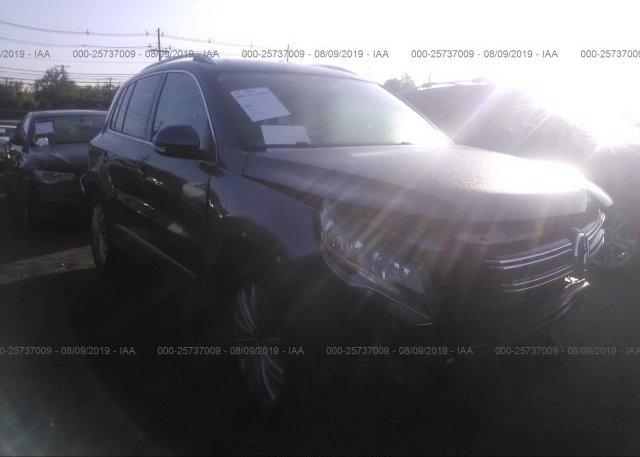 Inventory #965846300 2012 Volkswagen TIGUAN