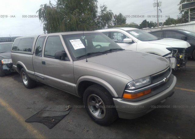 Inventory #838159471 2001 CHEVROLET S TRUCK