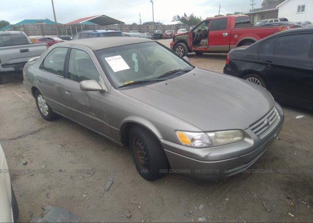 Inventory #394420070 1999 Toyota CAMRY
