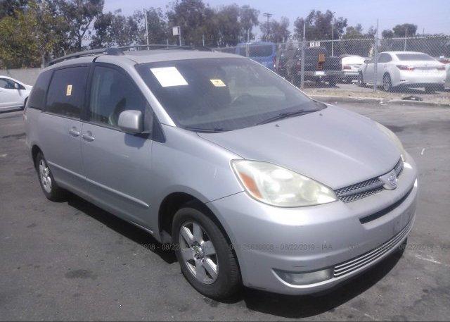 Inventory #738144799 2004 Toyota SIENNA