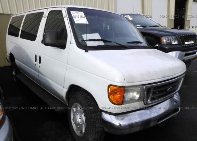 Inventory #202752847 2006 FORD ECONOLINE