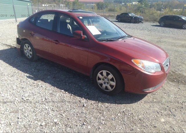 Inventory #579180093 2008 Hyundai ELANTRA