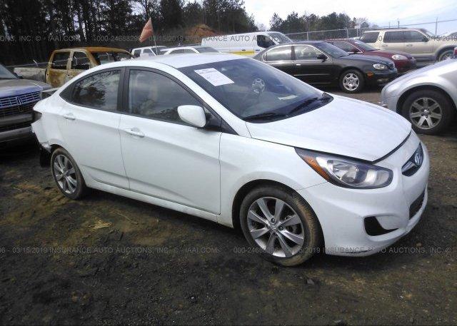 Inventory #399080554 2012 Hyundai ACCENT