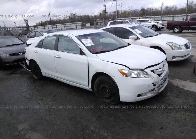 Inventory #812265526 2007 Toyota CAMRY NEW GENERAT