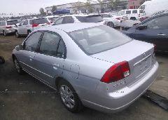 2003 Honda CIVIC - 2HGES26773H595401 [Angle] View