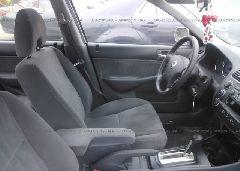 2003 Honda CIVIC - 2HGES26773H595401 close up View