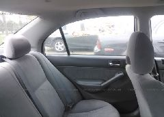 2003 Honda CIVIC - 2HGES26773H595401 front view