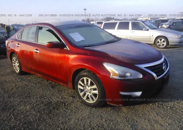 Inventory #350319460 2013 NISSAN ALTIMA