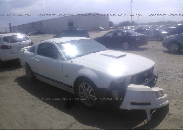 Inventory #648735036 2005 FORD MUSTANG