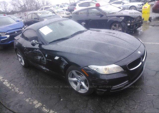 Inventory #683776642 2011 BMW Z4