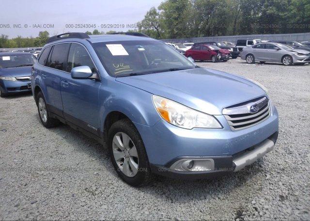 Inventory #884850178 2010 Subaru OUTBACK