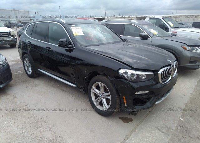 Inventory #915647590 2019 BMW X3