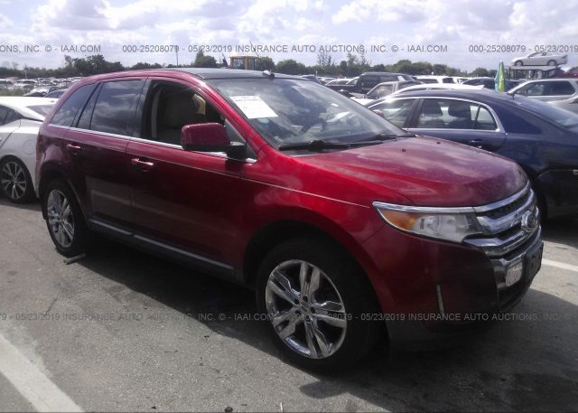 Inventory #162545264 2011 FORD EDGE