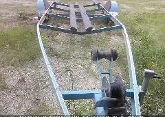 1993 MAGNUM BOAT TRAILER - 1V5AA2016P1223543