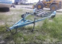 1993 MAGNUM BOAT TRAILER - 1V5AA2016P1223543 Right View