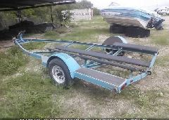 1993 MAGNUM BOAT TRAILER - 1V5AA2016P1223543 [Angle] View