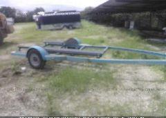 1993 MAGNUM BOAT TRAILER - 1V5AA2016P1223543 inside view