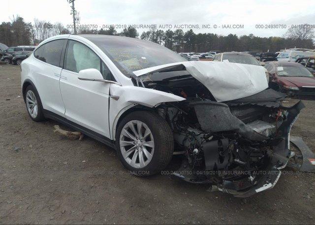 Inventory #489726887 2016 Tesla MODEL X