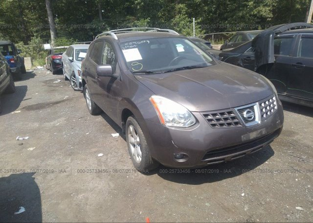 Inventory #889089267 2008 Nissan ROGUE