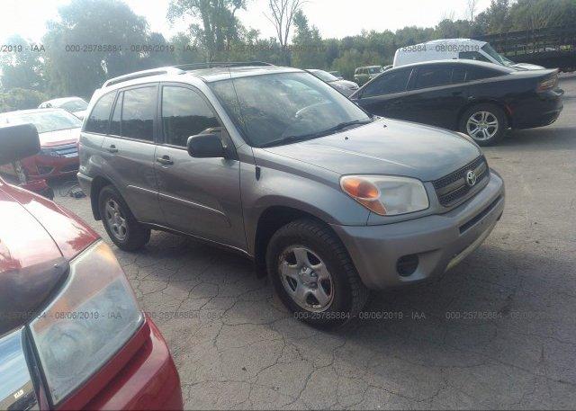Inventory #341293721 2005 Toyota RAV4