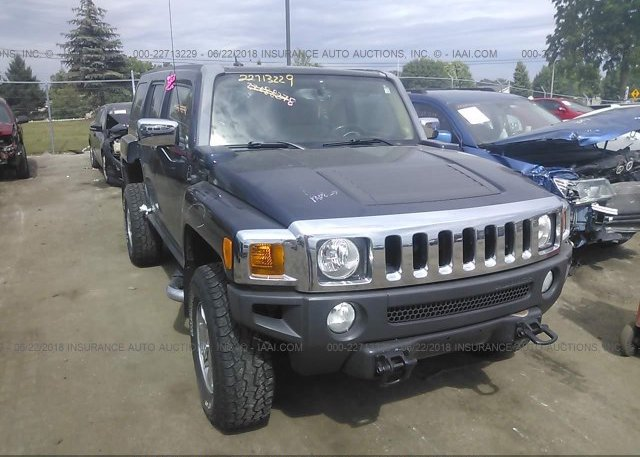 Inventory #505565174 2007 Hummer H3