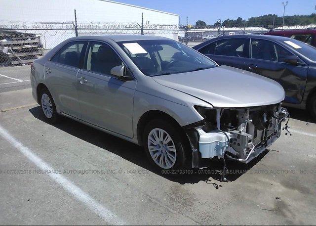 Inventory #114626085 2014 Toyota CAMRY