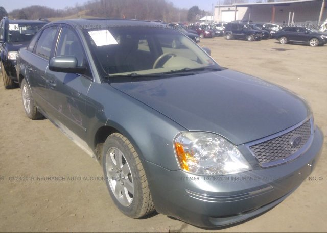Inventory #938005699 2005 FORD FIVE HUNDRED