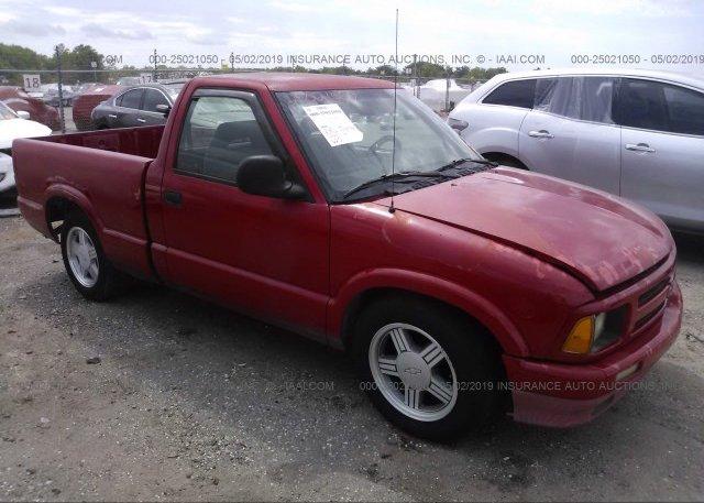 Inventory #983443949 1996 Chevrolet S TRUCK