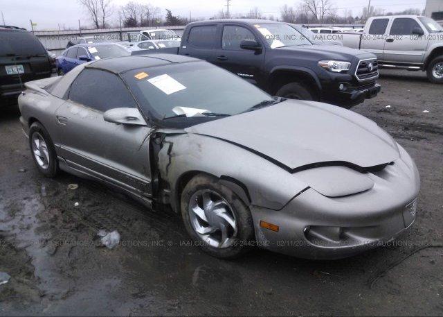 Inventory #167871129 2001 Pontiac FIREBIRD