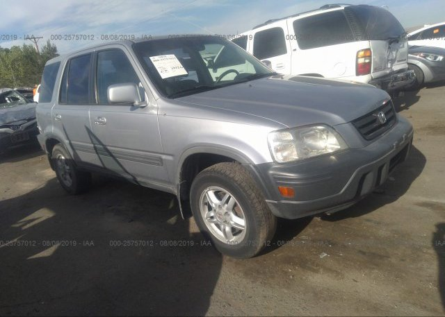 Inventory #891241004 2001 Honda CR-V