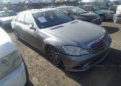 2007 Mercedes-benz S