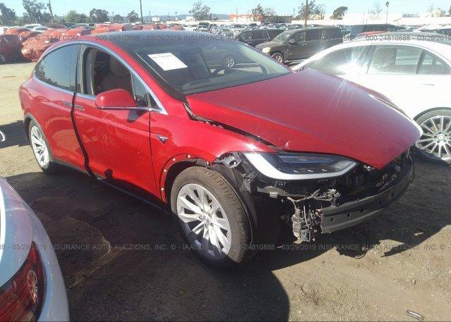 Inventory #237184606 2016 Tesla MODEL X
