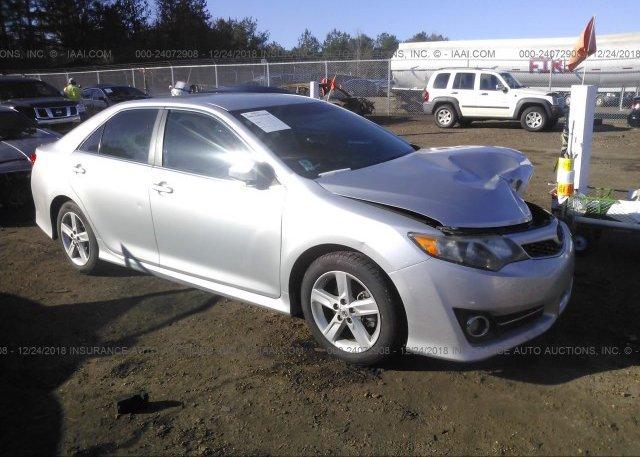 Inventory #792335661 2012 Toyota CAMRY