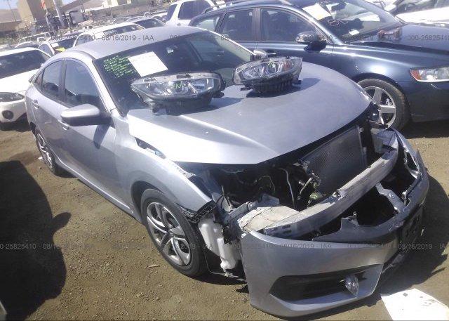 Inventory #966485845 2017 Honda CIVIC