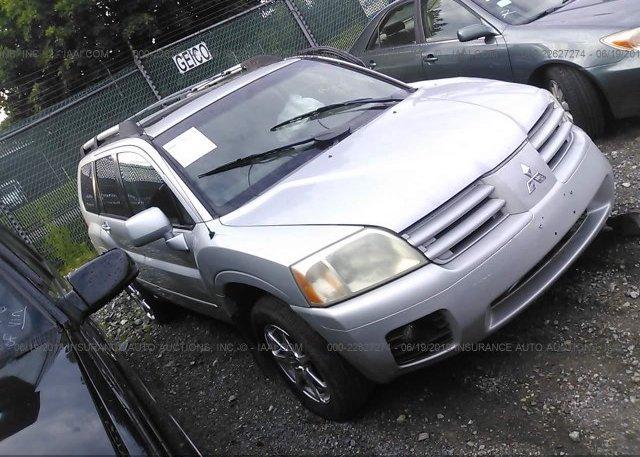 Inventory #542011140 2005 Mitsubishi ENDEAVOR