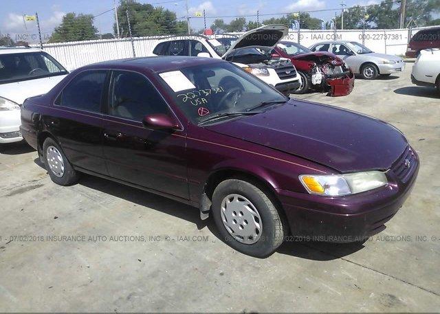 Inventory #404842613 1997 Toyota CAMRY