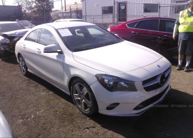 Inventory #601138278 2017 Mercedes-Benz CLA