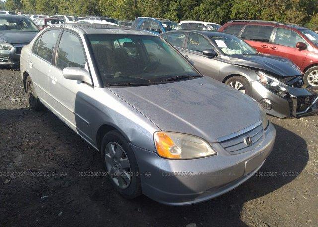 Inventory #607429418 2002 Honda CIVIC