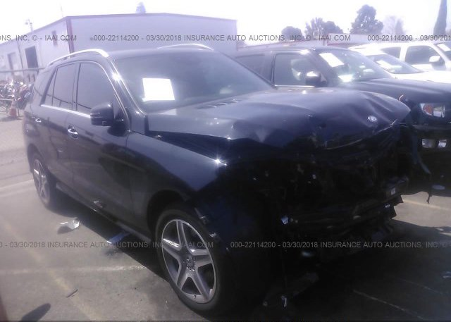 Inventory #885875608 2017 Mercedes-Benz GLE