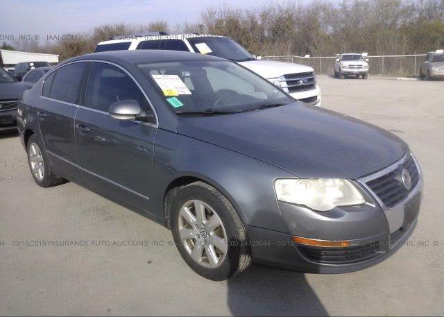 Inventory #779053022 2006 Volkswagen PASSAT