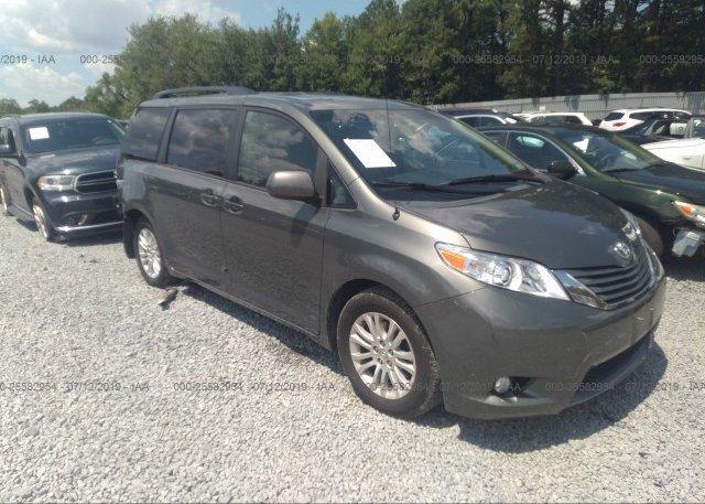 Inventory #791536142 2014 Toyota SIENNA