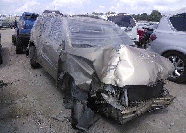 Inventory #471027610 2007 Pontiac TORRENT